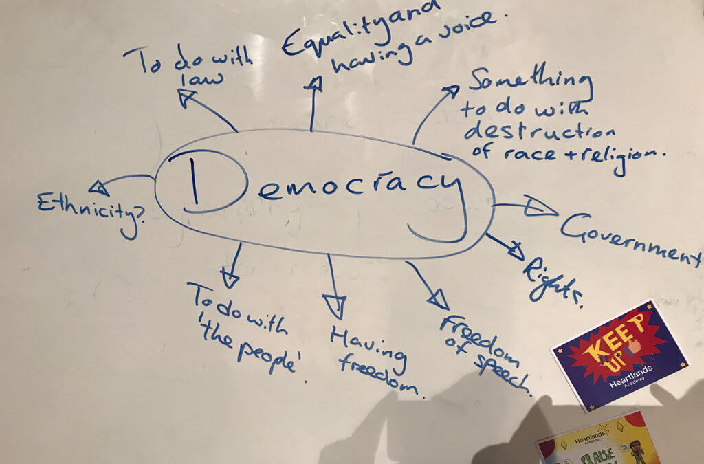 Discovering Democracy